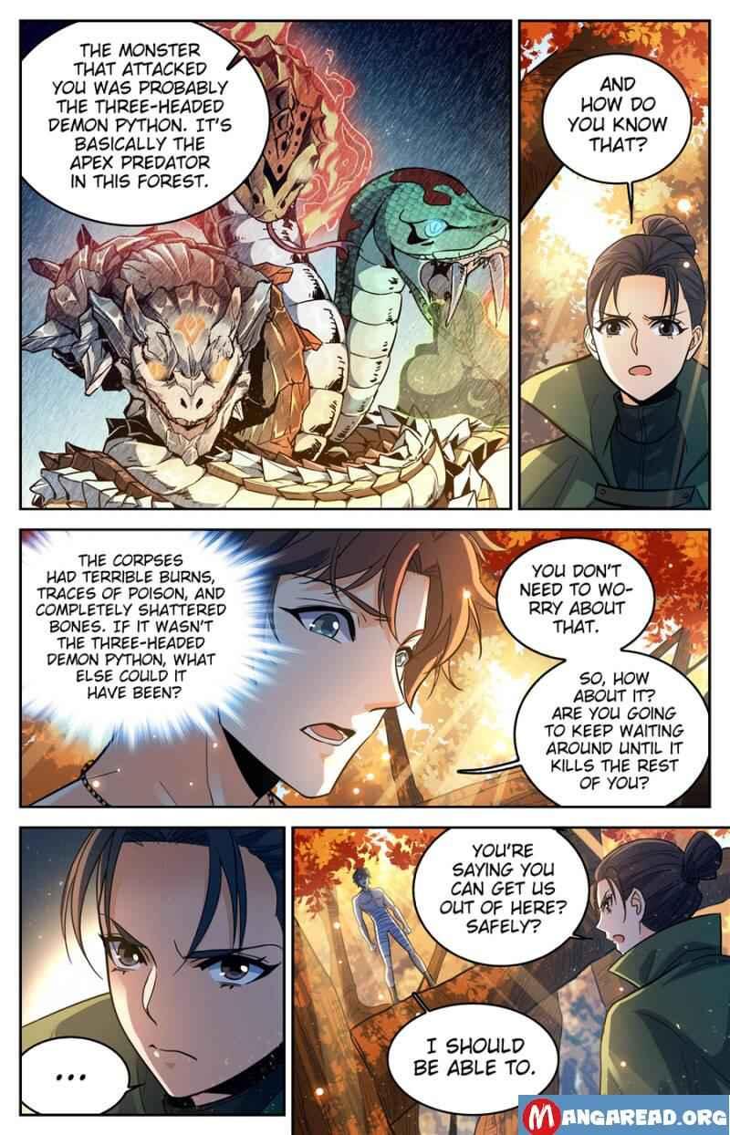 Versatile Mage - chapter 332-eng-li