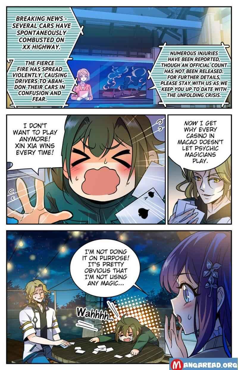 Versatile Mage - chapter 334-eng-li