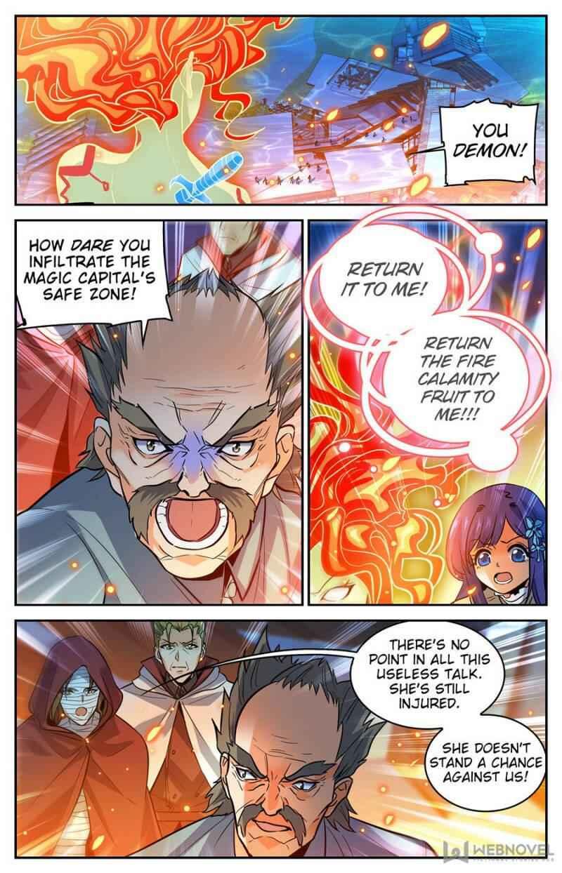 Versatile Mage - chapter 335-eng-li