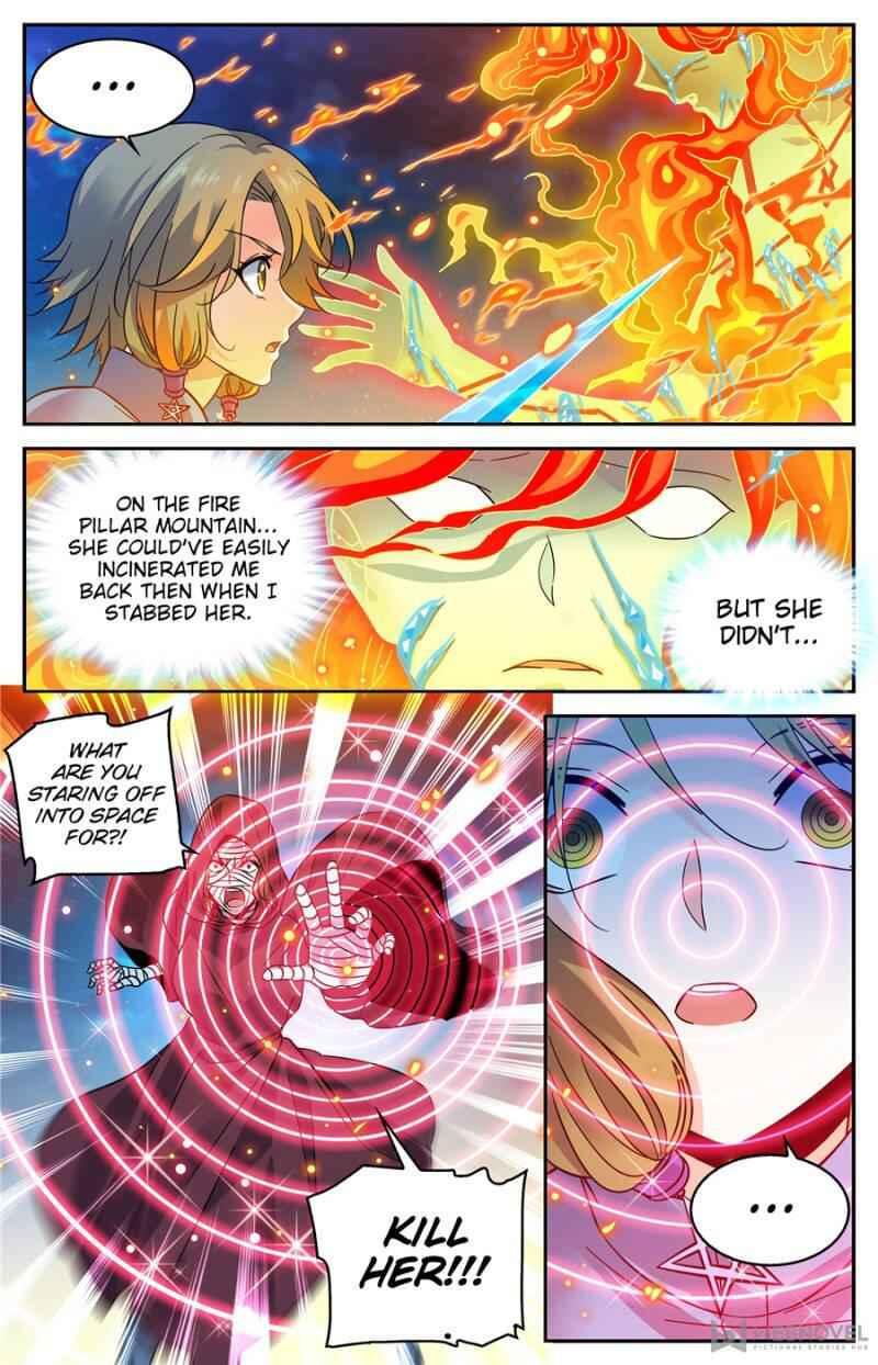 Versatile Mage - chapter 338-eng-li