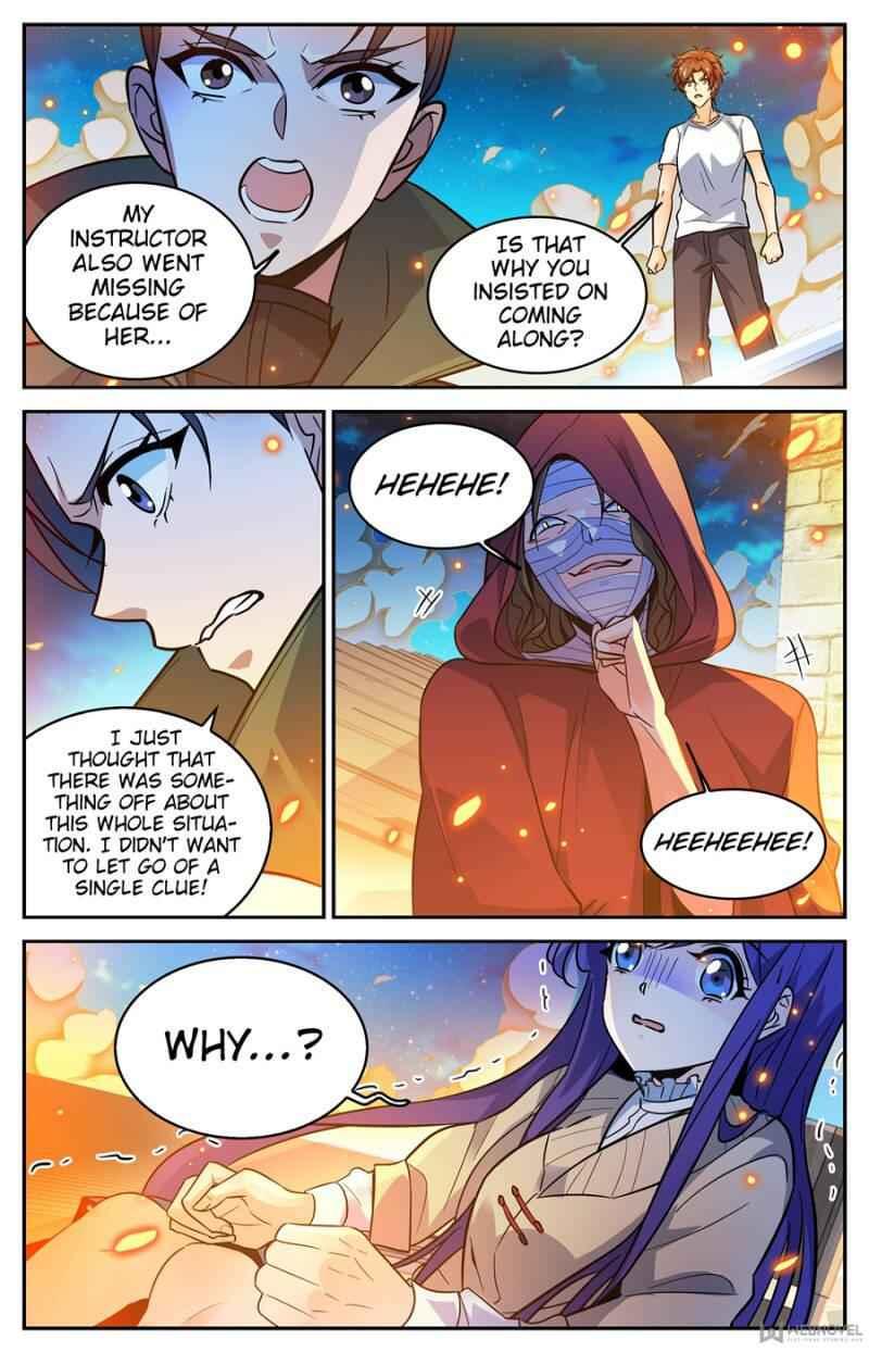 Versatile Mage - chapter 339-eng-li