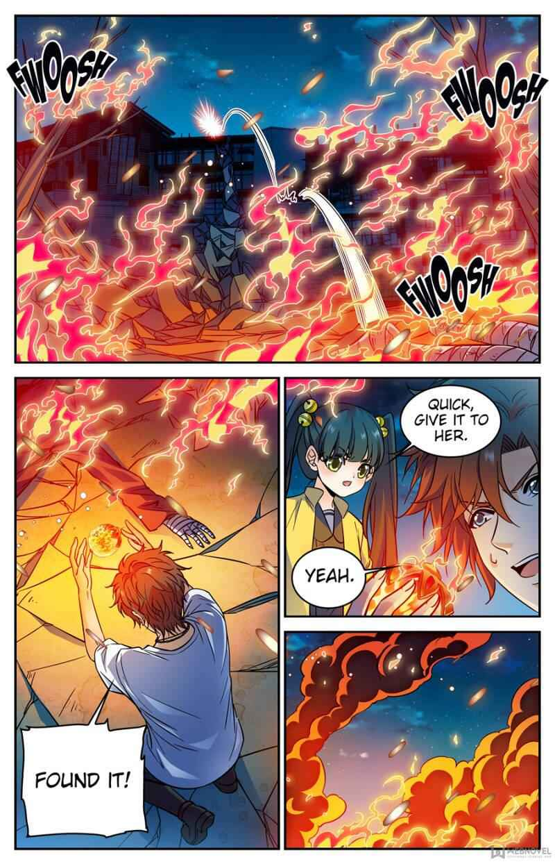 Versatile Mage - chapter 343-eng-li