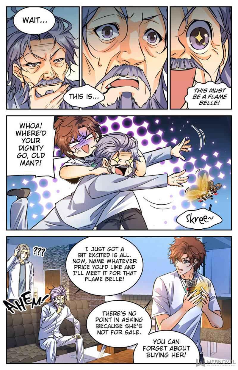 Versatile Mage - chapter 344-eng-li