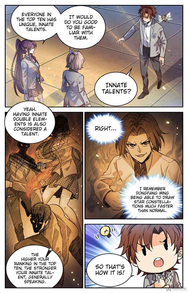 Versatile Mage - chapter 347-eng-li