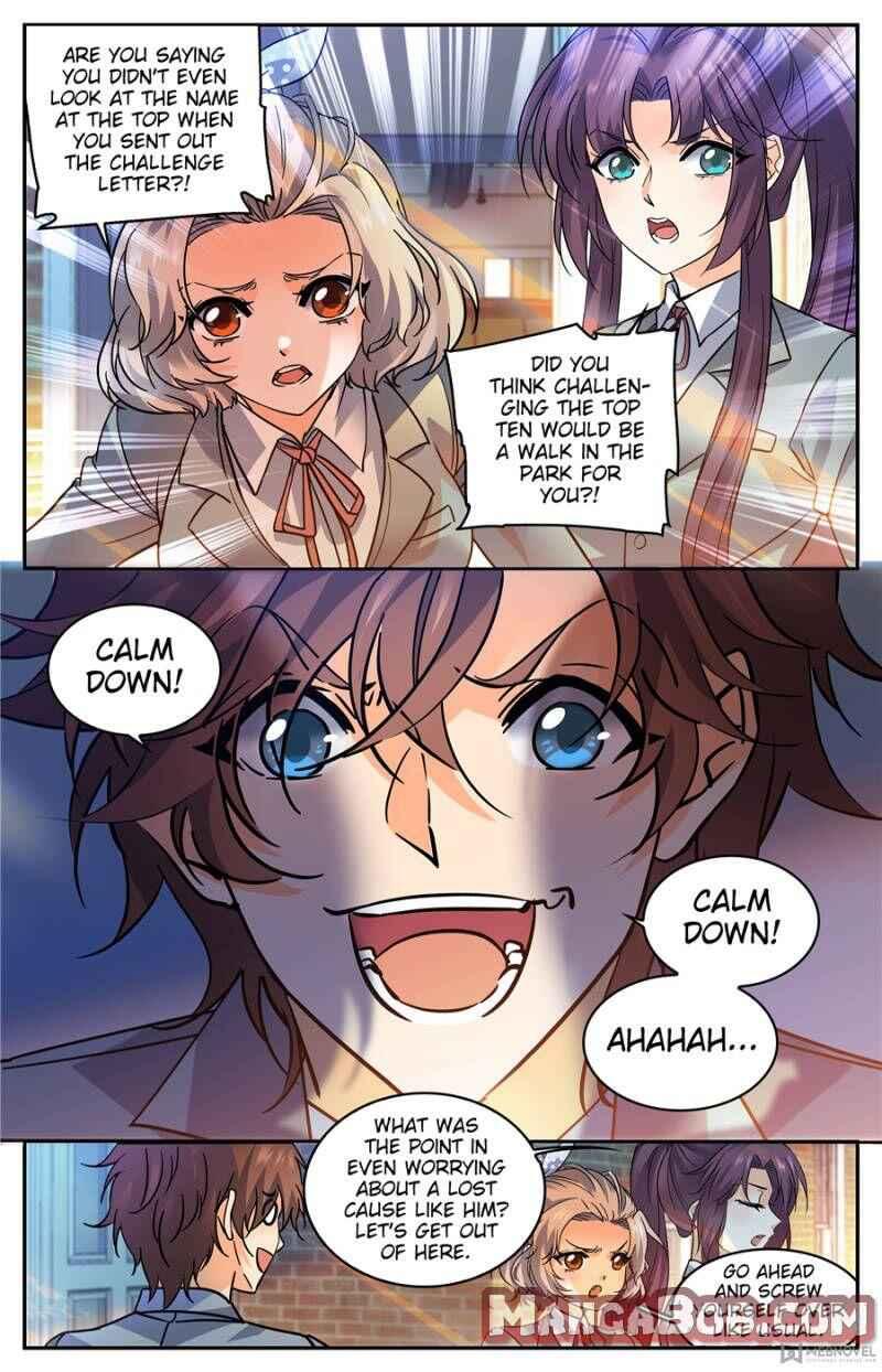 Versatile Mage - chapter 348-eng-li