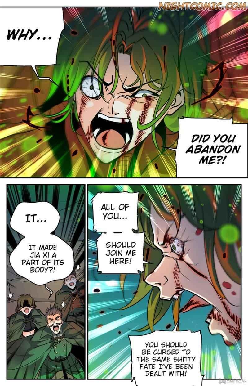 Versatile Mage - chapter 355-eng-li