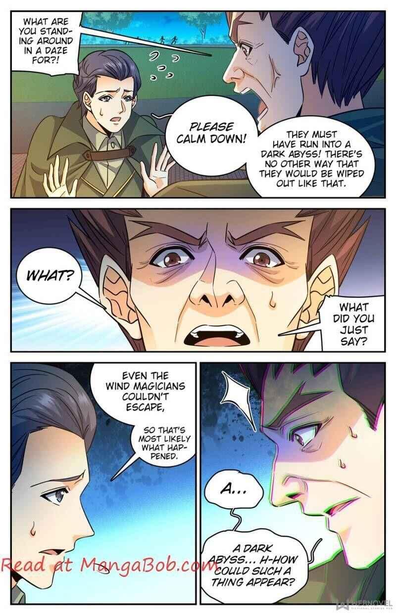 Versatile Mage - chapter 357-eng-li