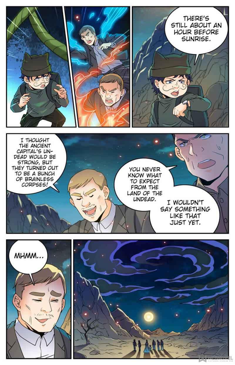 Versatile Mage - chapter 370-eng-li
