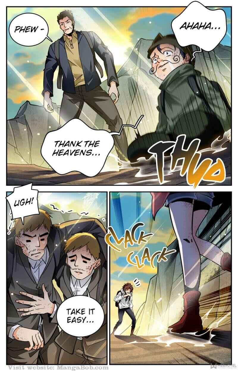 Versatile Mage - chapter 373-eng-li