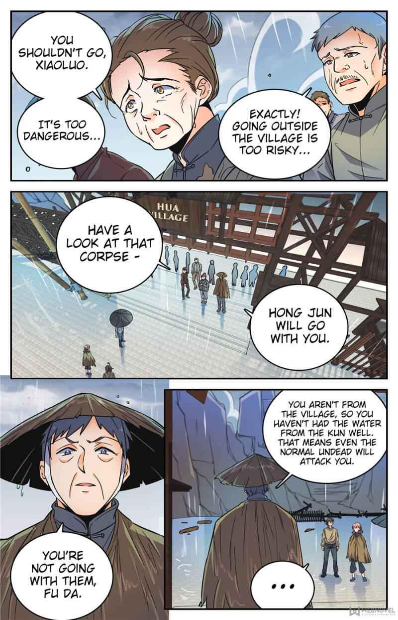 Versatile Mage - chapter 375-eng-li