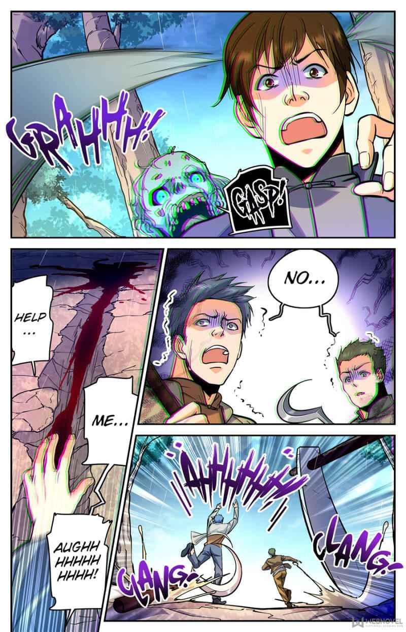 Versatile Mage - chapter 376-eng-li