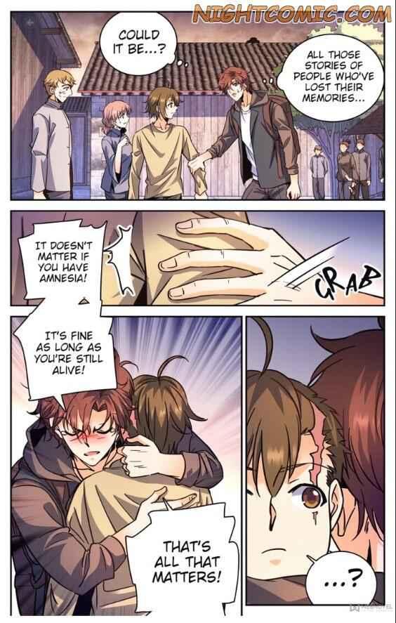 Versatile Mage - chapter 377-eng-li