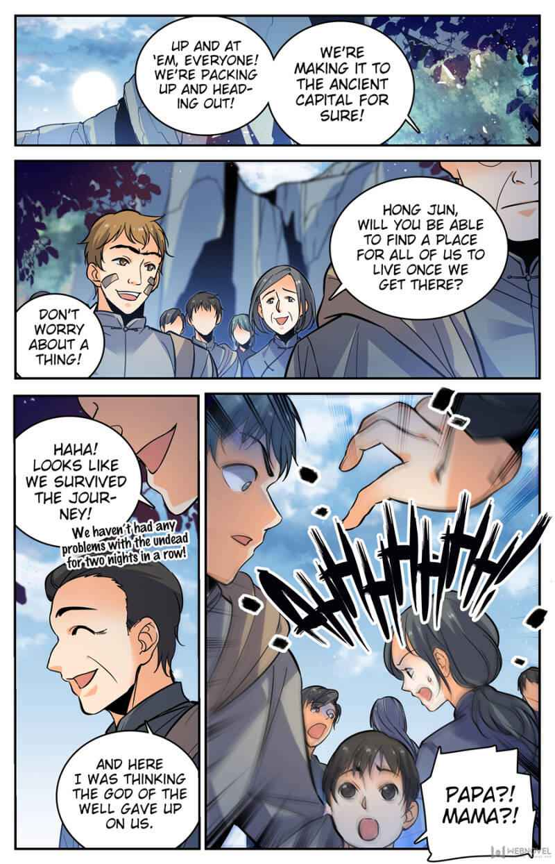 Versatile Mage - chapter 378-eng-li