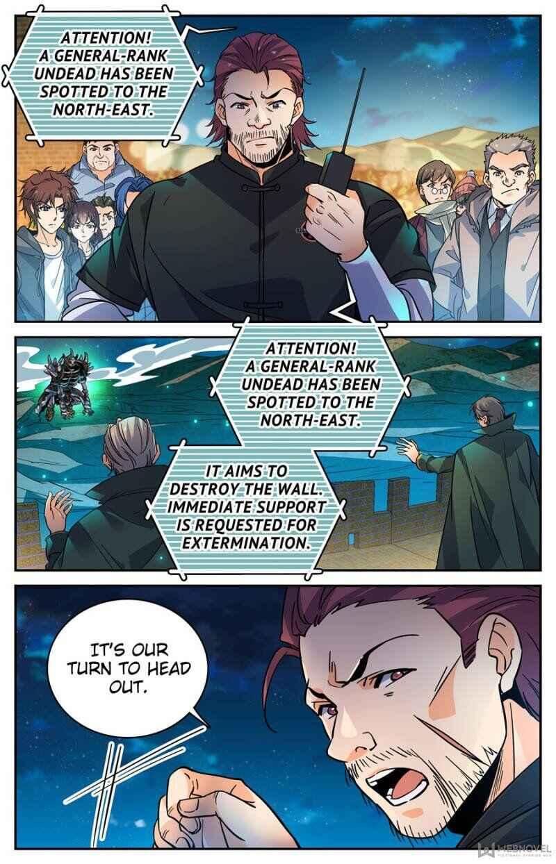 Versatile Mage - chapter 382-eng-li