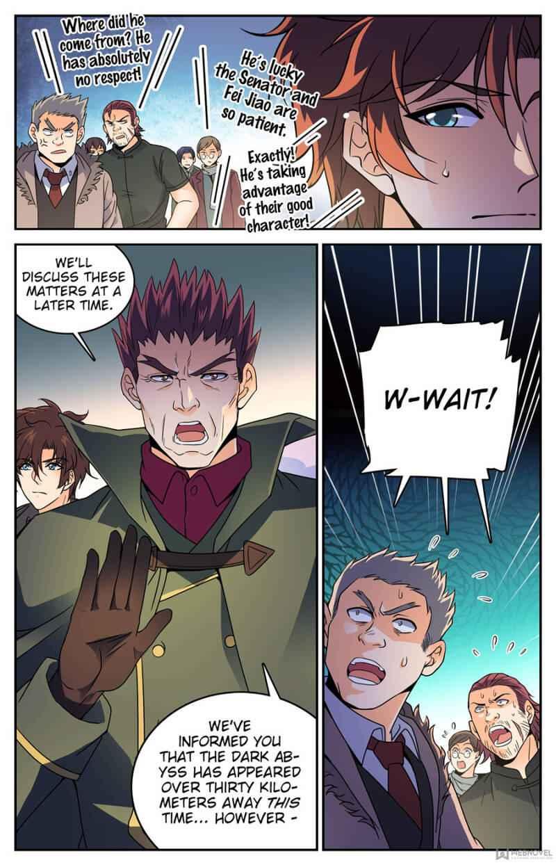 Versatile Mage - chapter 387-eng-li