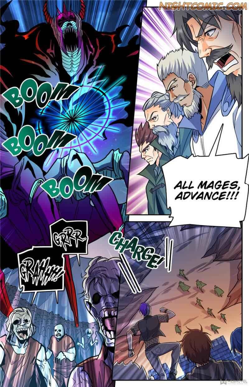 Versatile Mage - chapter 388-eng-li