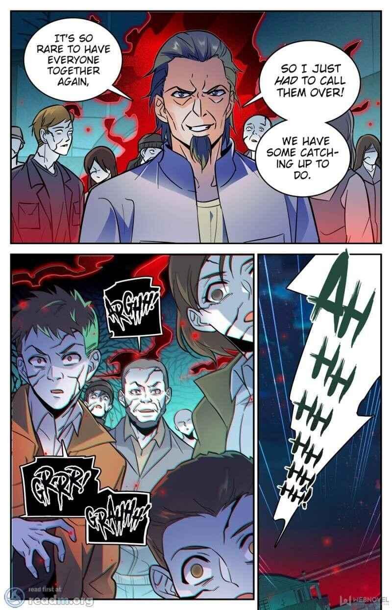 Versatile Mage - chapter 389-eng-li