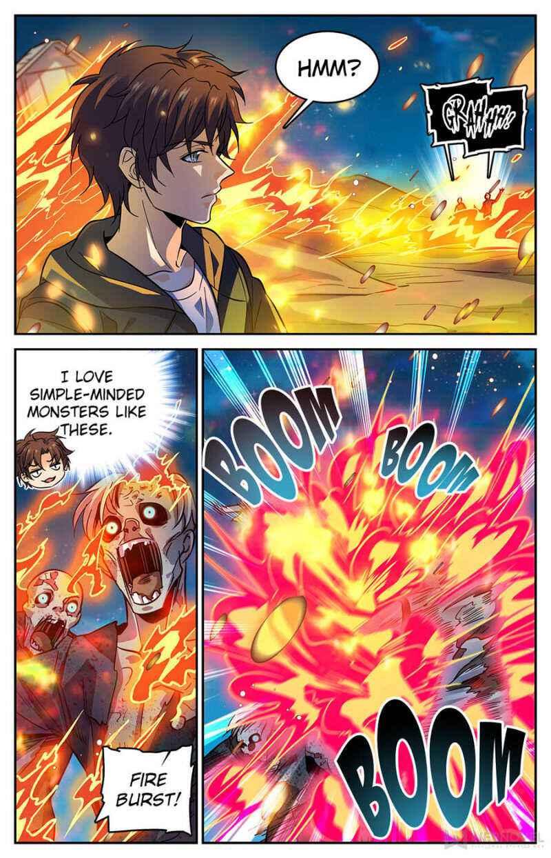 Versatile Mage - chapter 397-eng-li