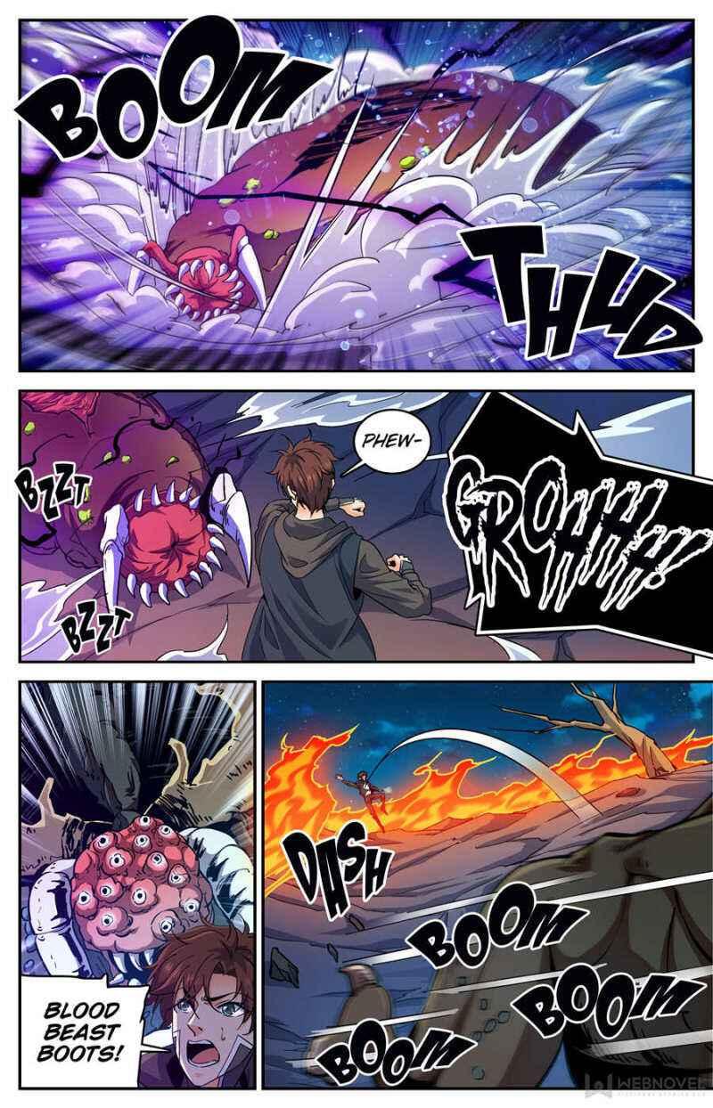 Versatile Mage - chapter 398-eng-li