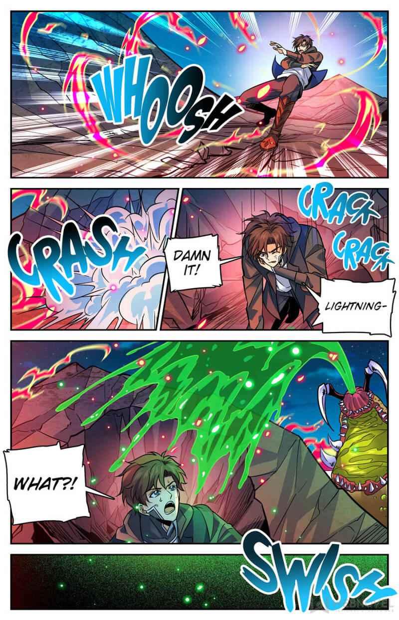 Versatile Mage - chapter 399-eng-li
