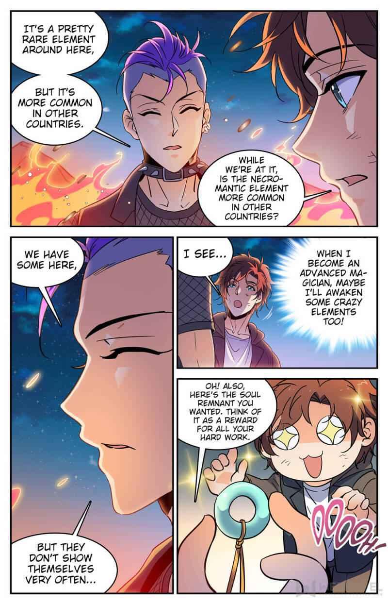 Versatile Mage - chapter 400-eng-li