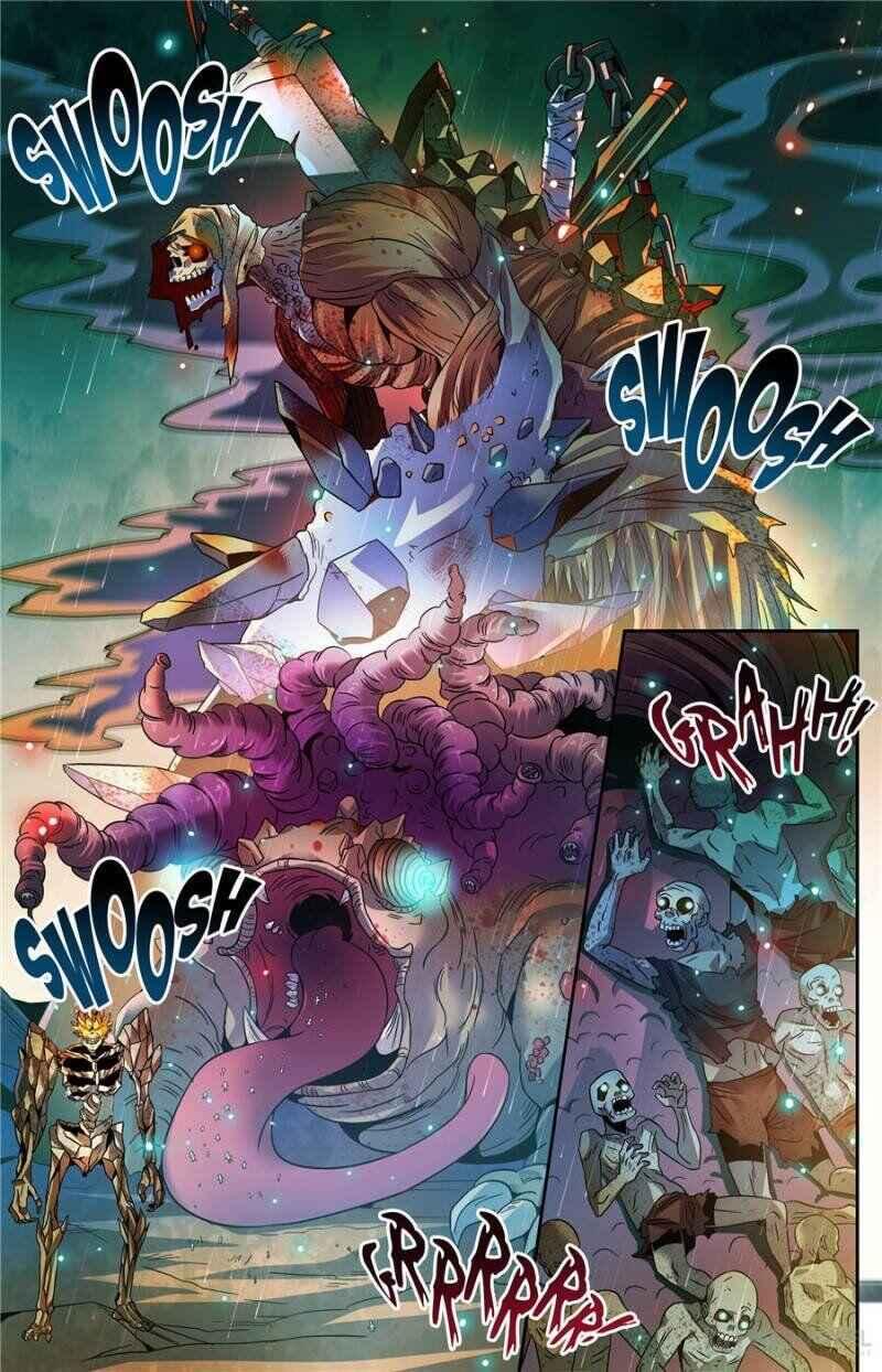 Versatile Mage - chapter 406-eng-li