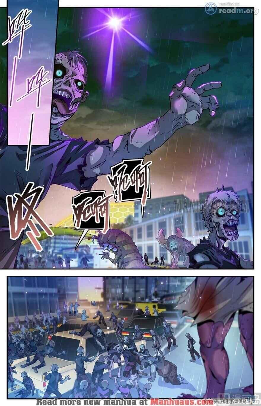 Versatile Mage - chapter 410-eng-li