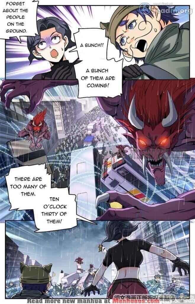 Versatile Mage - chapter 412-eng-li