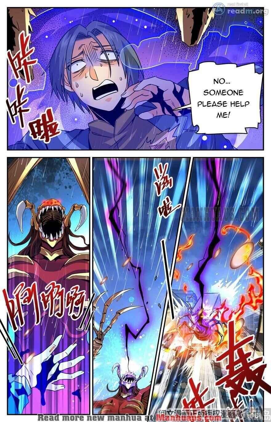Versatile Mage - chapter 413-eng-li