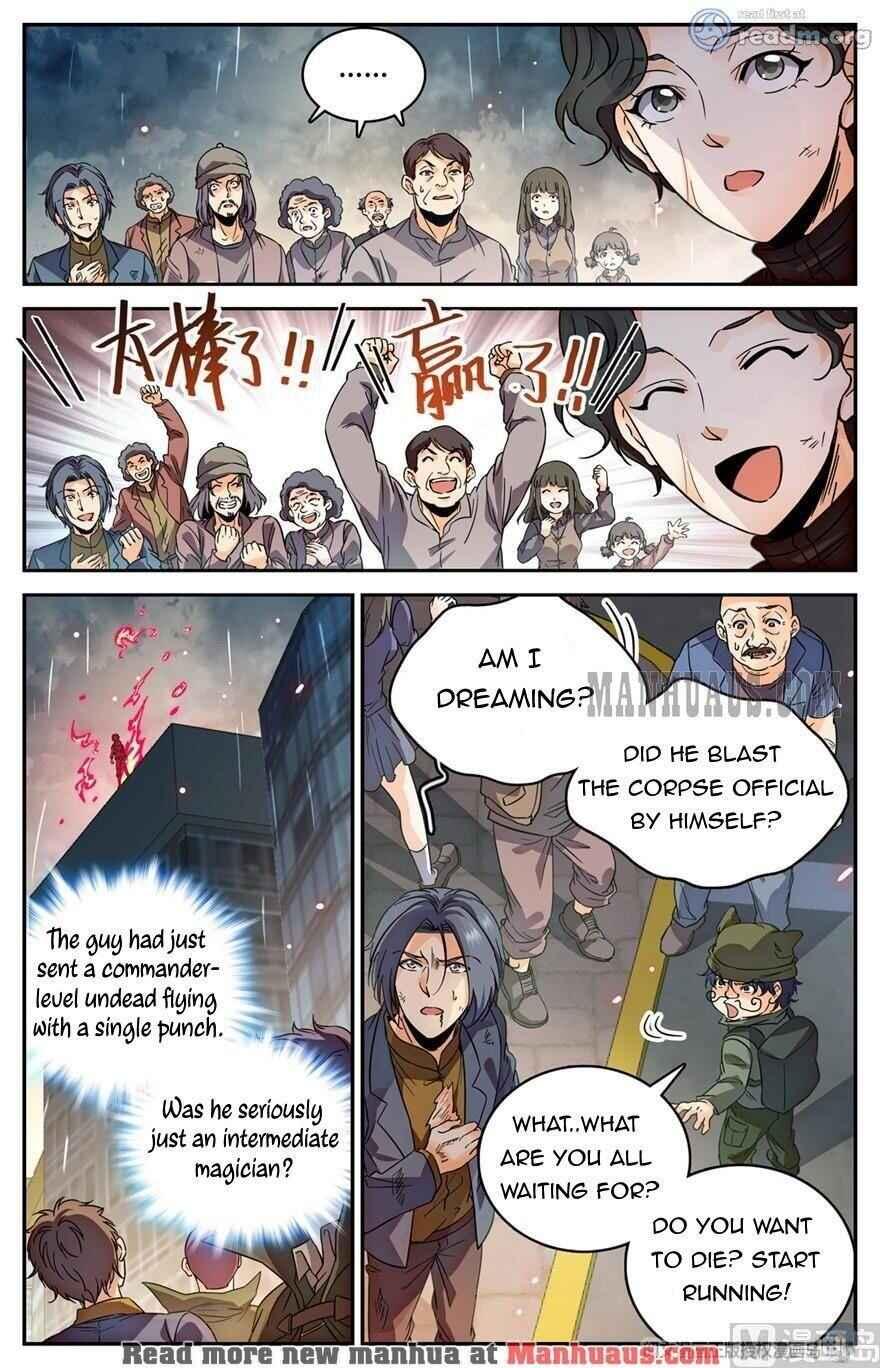 Versatile Mage - chapter 415-eng-li