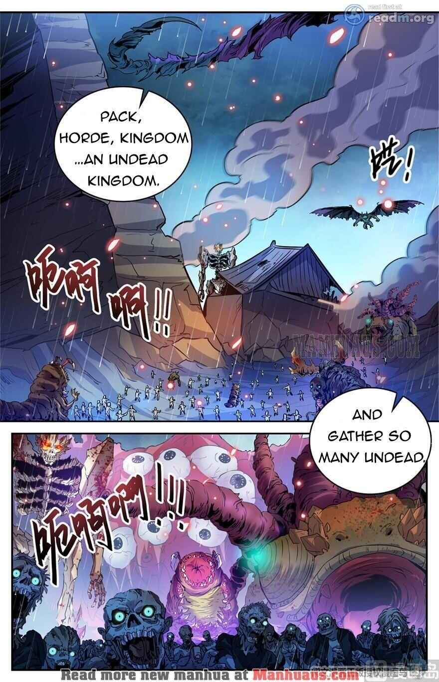 Versatile Mage - chapter 416-eng-li