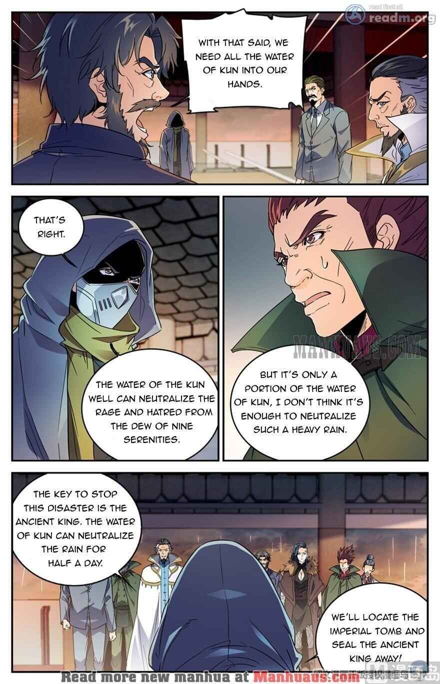 Versatile Mage - chapter 417-eng-li