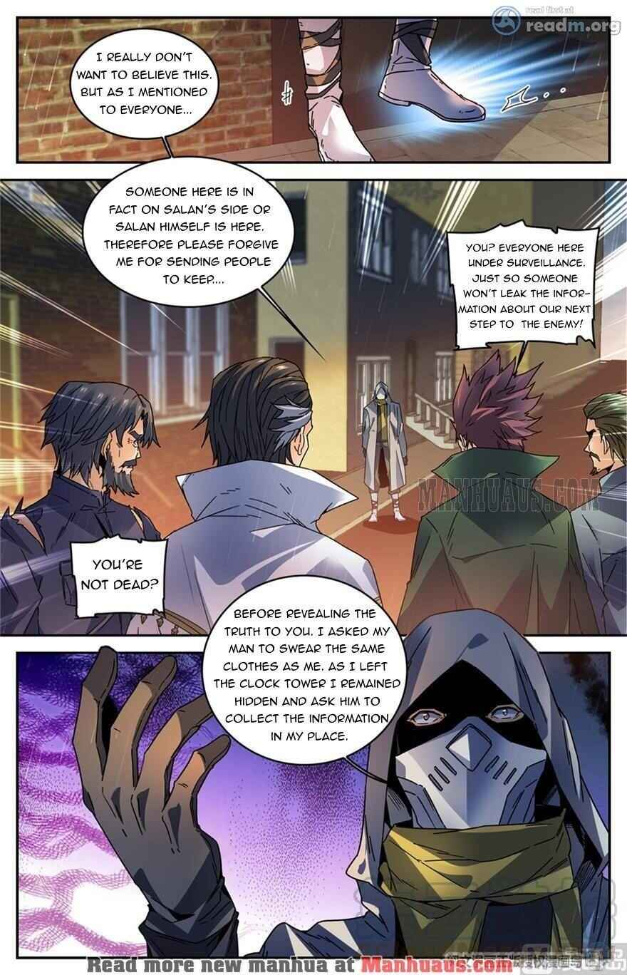 Versatile Mage - chapter 418-eng-li