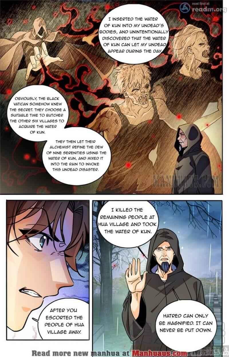 Versatile Mage - chapter 419-eng-li