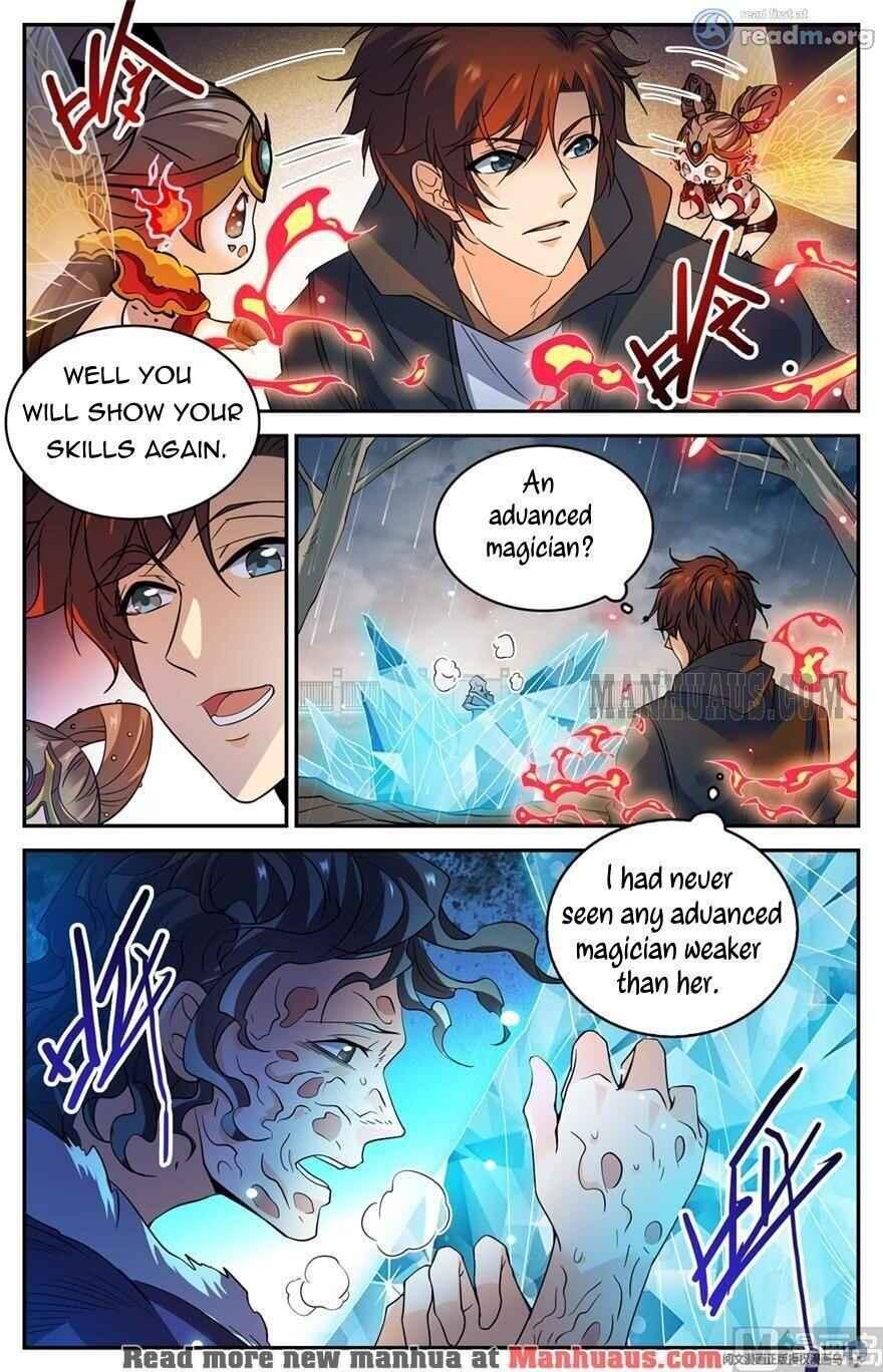 Versatile Mage - chapter 423-eng-li