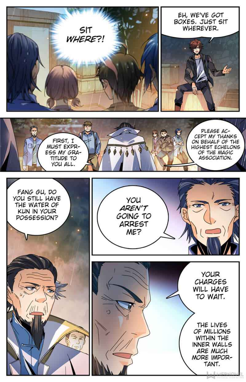 Versatile Mage - chapter 426-eng-li