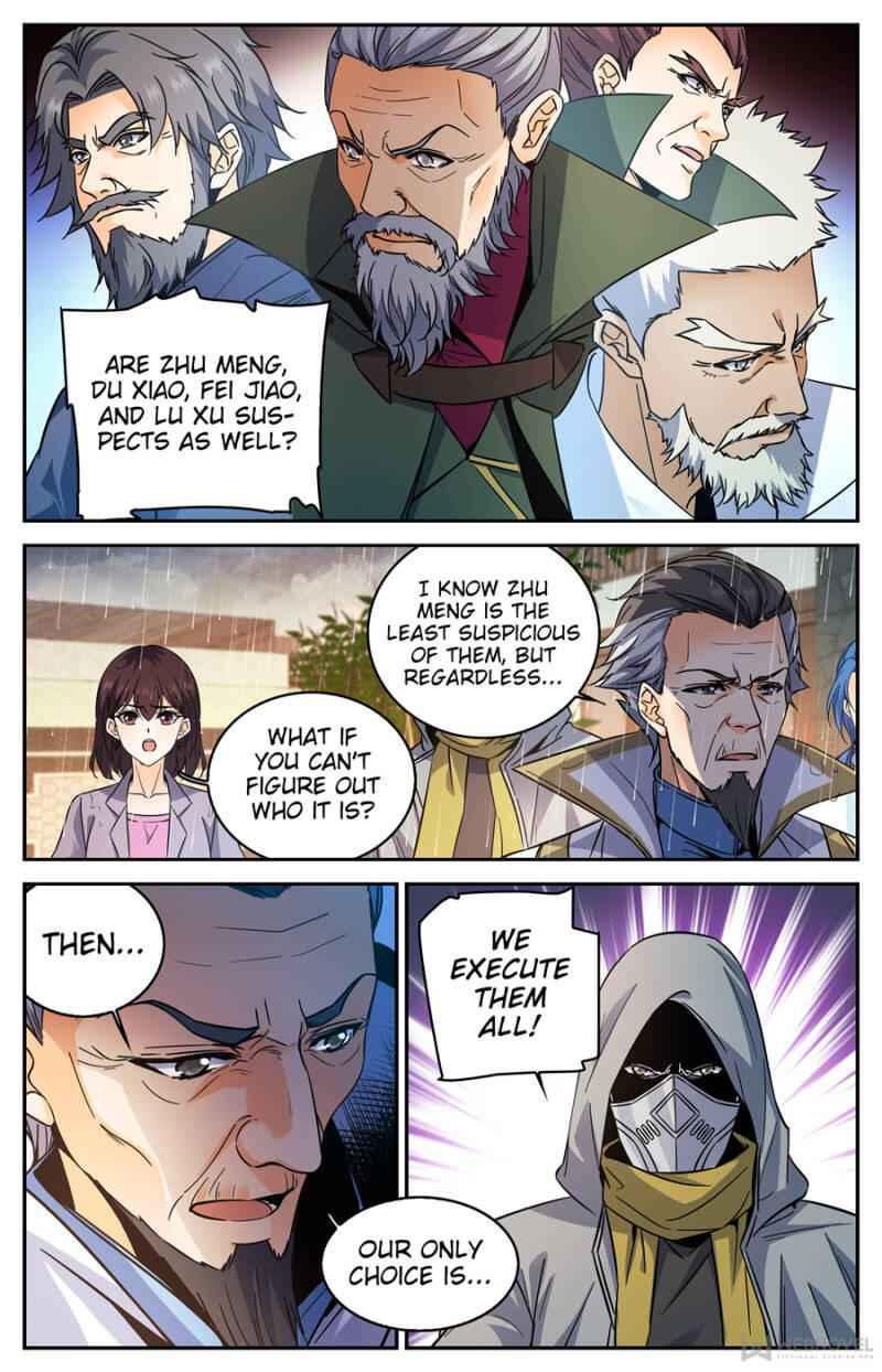 Versatile Mage - chapter 428-eng-li