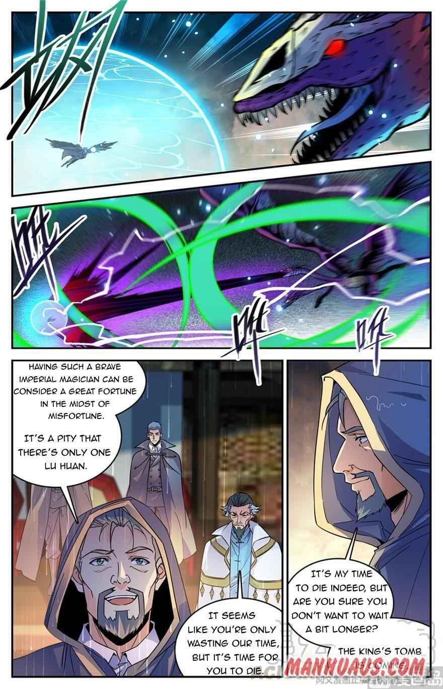 Versatile Mage - chapter 430-eng-li