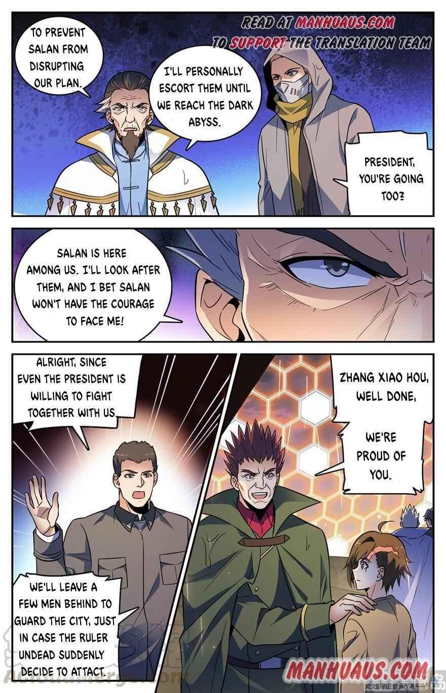 Versatile Mage - chapter 432-eng-li