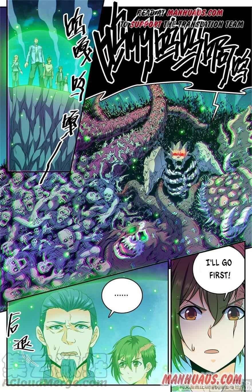 Versatile Mage - chapter 435-eng-li
