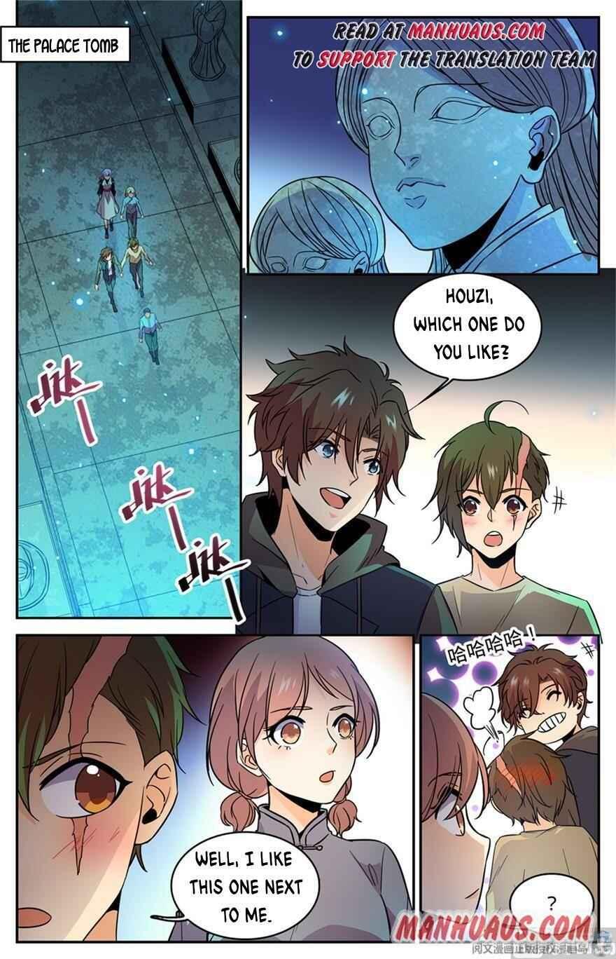 Versatile Mage - chapter 439-eng-li