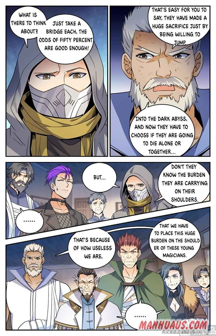 Versatile Mage - chapter 440-eng-li