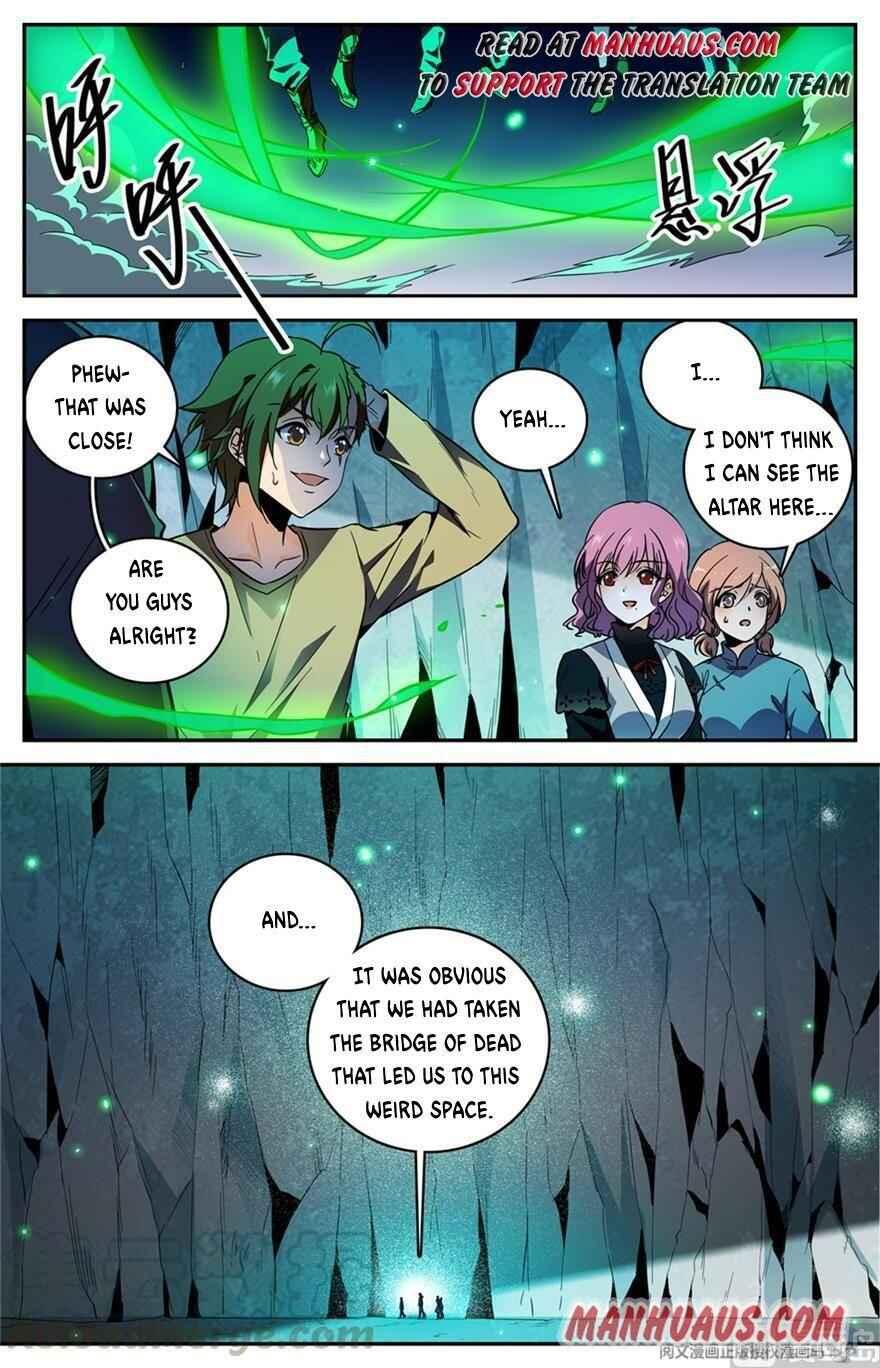 Versatile Mage - chapter 441-eng-li