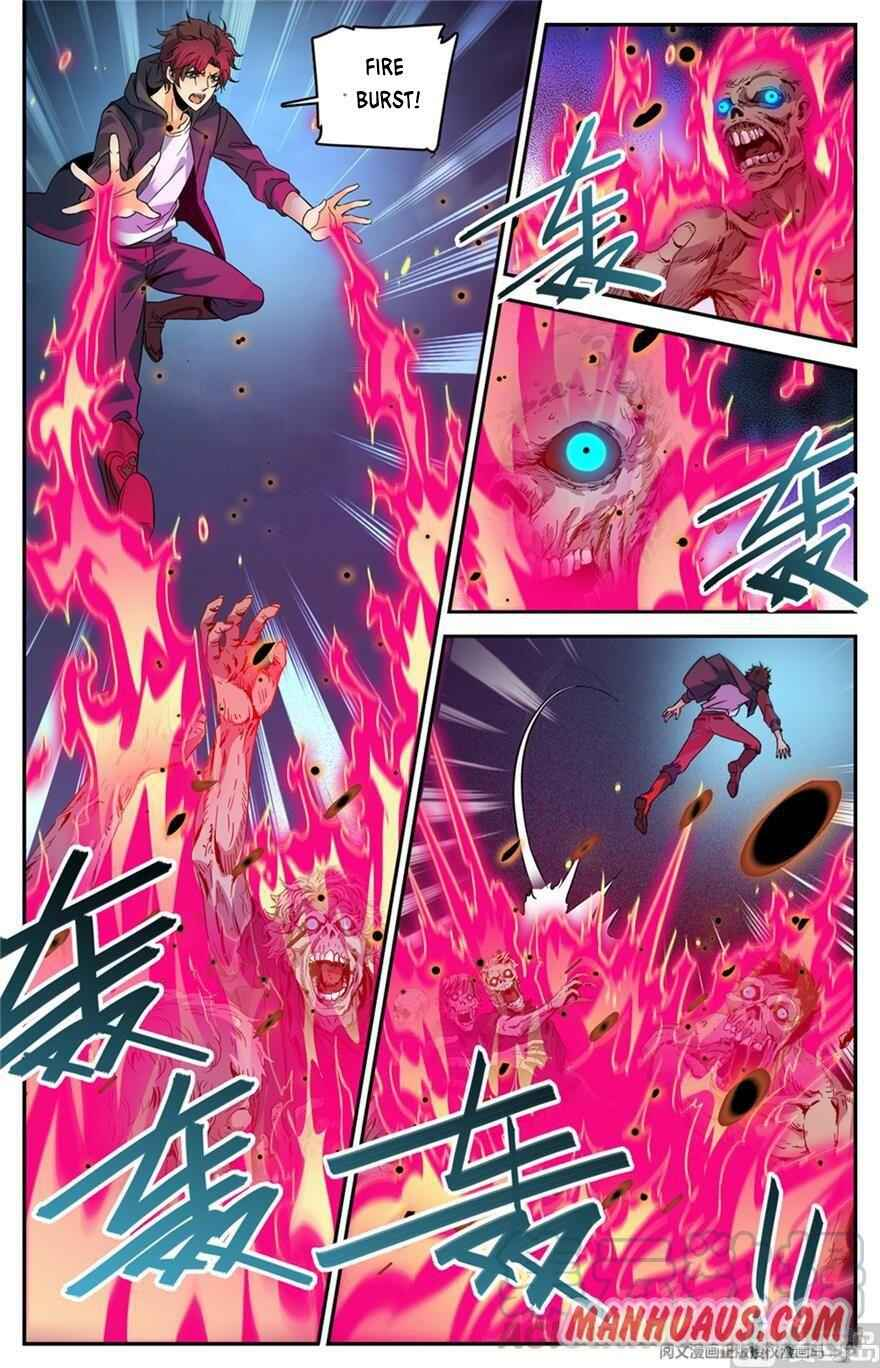 Versatile Mage - chapter 442-eng-li