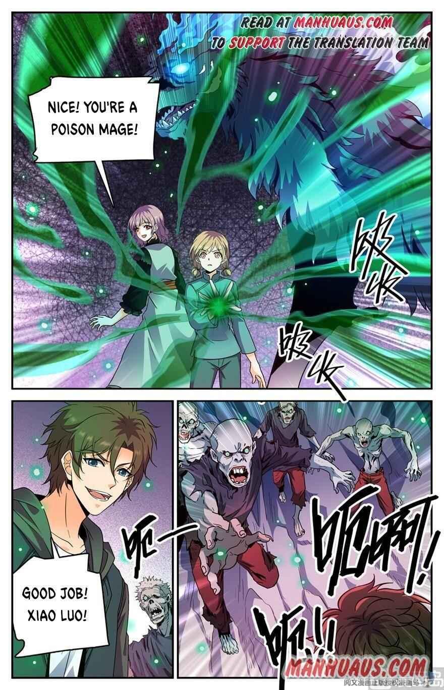 Versatile Mage - chapter 443-eng-li