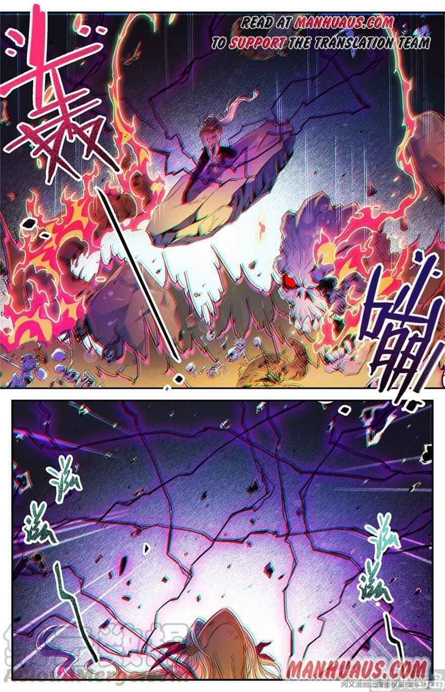 Versatile Mage - chapter 450-eng-li