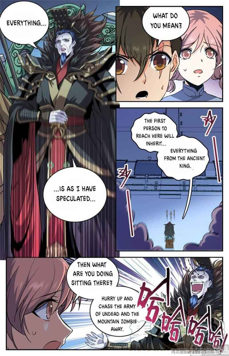 Versatile Mage - chapter 454-eng-li