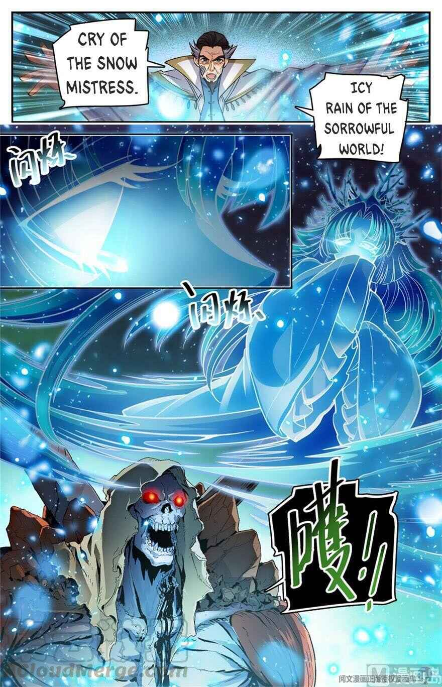 Versatile Mage - chapter 455-eng-li