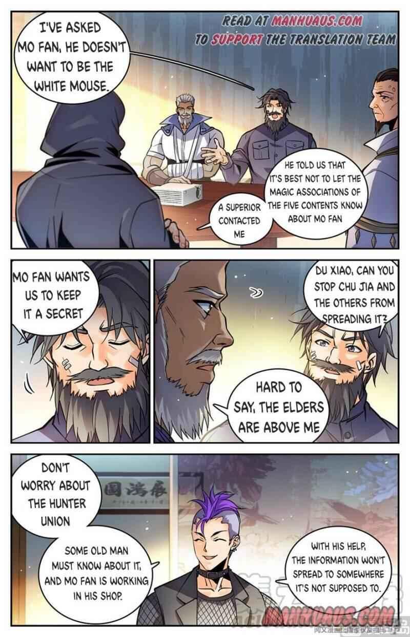 Versatile Mage - chapter 457-eng-li