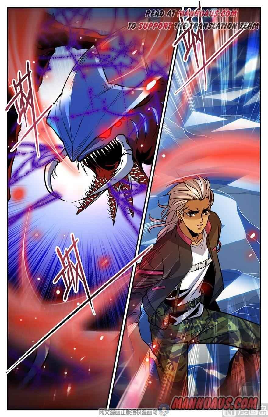 Versatile Mage - chapter 466-eng-li
